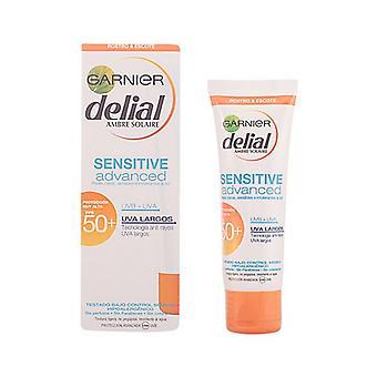 Facial Sun Cream Sensitive Delial SPF 50 (50 ml)