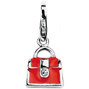 Charm Pierre Lannier JC99A080 - Charm bag Red