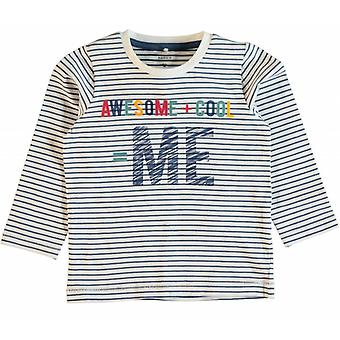 Name it Blauwe T-Shirt Nitgeritto Name-It