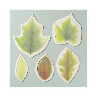 FMM 4 Piece Leaf Veining Mats