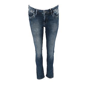 Mavi ADRIANA Women's Jeans Grey NEW Pants