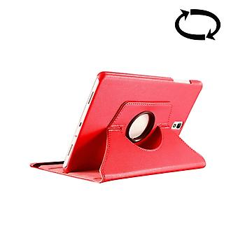 For Samsung Galaxy Tab S3 SM-T810,SM-T815 Case,Leather Cover,Red
