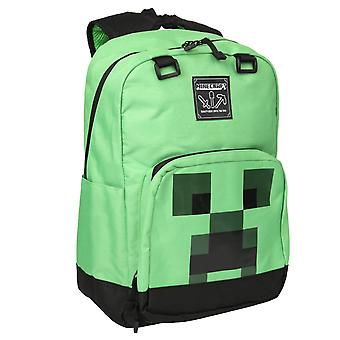 Minecraft, Mochila - Creeper, Verde