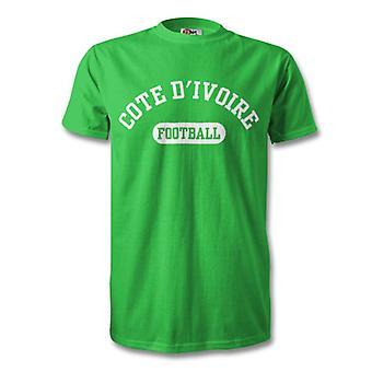 Côte d ' Ivoire camiseta de fútbol