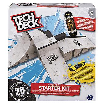Tech Deck Tech Decks Starter Kit (Styles Vary)