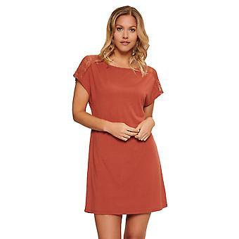 LingaDore 5414-249 Kvinder's San Arabian Spice Red Nightdress