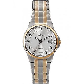 Dugena - Wristwatch - Women - Gent - Titanium Watches - 4460915