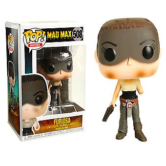 Mad Max Fury Road Furiosa with Missing Arm US Pop! Vinyl