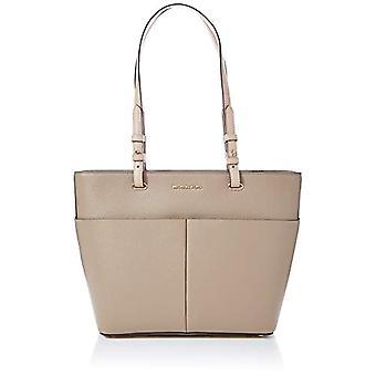 مايكل كورس بيدفورد حقيبة حمل المرأة الرمادية (الكمأة) 13 × 25 × 29 سم (B x H x T)