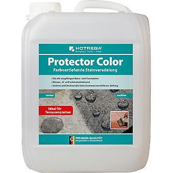 HOTREGA® Protector Color Verdieping steen afwerking, 5 liter Bus