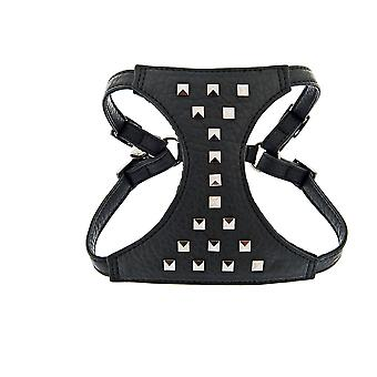 Ferribiella Leath Harness Spike + Leash Cm 120 S