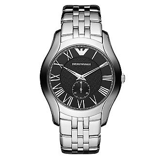 Emporio Armani Mens' Watch - AR1706 - Black/Steel