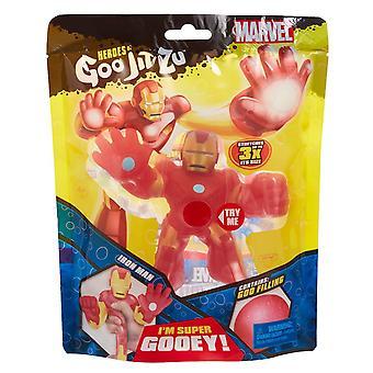 Heroes of Goo Jit Zu Marvel Superheroes - Iron Man