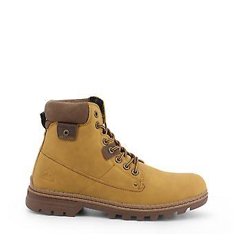 كاريرا جينز الرجال الأصلي الخريف / الشتاء الكاحل التمهيد - اللون البني 35776