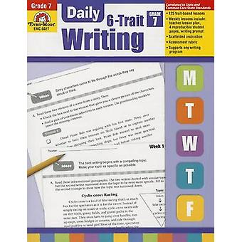 Daily 6-Trait Writing Grade 7 by Evan-Moor Educational Publishers - 9