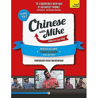Learn Chinese with Mike Absolute Beginner Coursebook Seasons 1 & 2 (Teach Yourself)