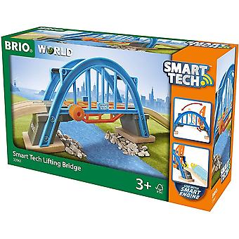 Brio 33961  Wooden Railway - Smart Tech Lifting Bridge