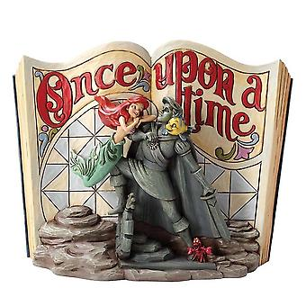 Disney Traditions Storybook Under Sea Dreaming The Little Mermaid Diarama