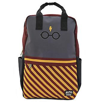 Loungefly Harry Potter Glasses Nylon Backpack