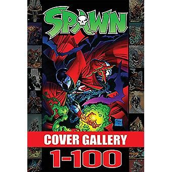 Spawn Cover Gallery Volume 1 by Todd McFarlane - 9781534314221 Book