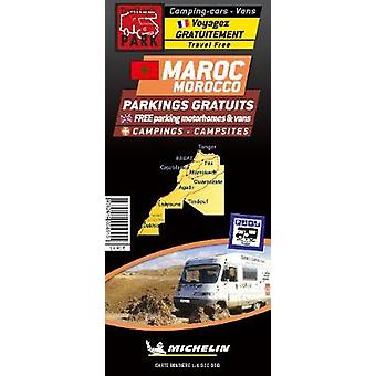Morocco Motorhome Stopovers - Trailers Park Maps - 9782919004515 Book