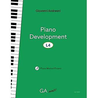 Piano Development L4 by Giovanni Andreani - 9788894112245 Book