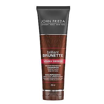 John Frieda - Briljante Brunette zichtbaar diepere kleur verdieping Shampoo
