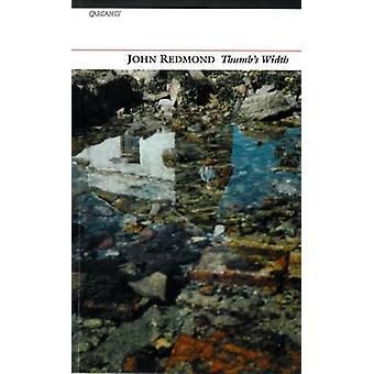 Duim de breedte door John Redmond - 9781857545098 boek
