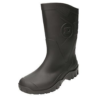 Dunlop Wellington Gardening Unisex Mid Calf Boots