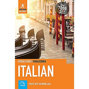 Rough Guides Phrasebook Italian (Bilingual dictionary) by Rough Guide