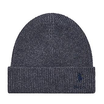Ralph Lauren Ezcr012030 Men's Grey Wool Hat