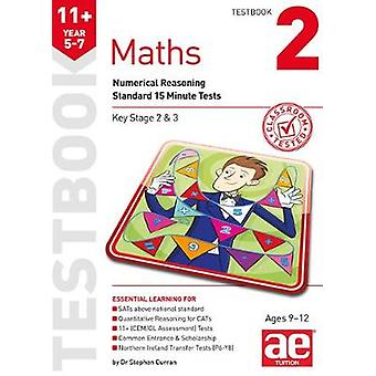 11 Maths Year 57 Testbook 2 by Curran & Stephen C.