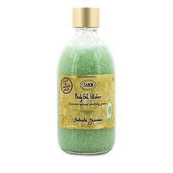 Sabon Body Gel Polisher - Delicate Jasmine 300ml/10oz