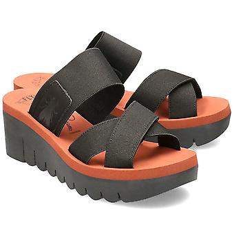 Fly London Yabo P144593000 universele zomer vrouwen schoenen