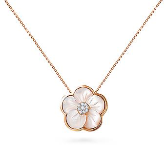 Necklace Heather 18K Gold and Diamonds