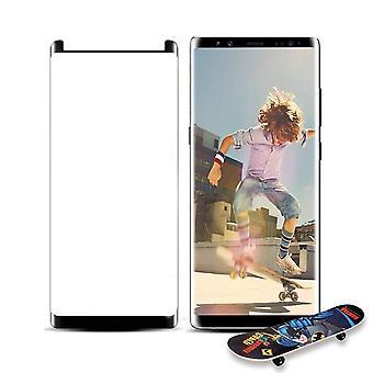 Protección de pantalla Samsung Galaxy Note 8 vidrio endurecido / 3D completo - negro