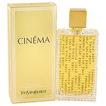 Cinema Eau De Parfum Spray By Yves Saint Laurent 3 oz Eau De Parfum Spray