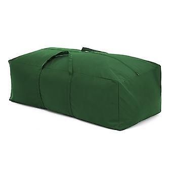 Gardenista GREEN Outdoor Garden Poduszka Torba do przechowywania w Wysokiej heavy duty wodoodporne płótno. Wyprodukowano w Wielkiej Brytanii.
