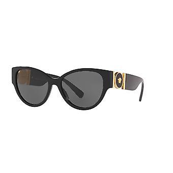 Versace VE4368 GB1/87 Lunettes de soleil noires/grises