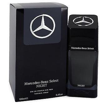 Mercedes benz select night eau de parfum spray von mercedes benz 550451 100 ml