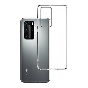 Hull For Huawei P40 Pro Transparent Flexible 1.2 Mm Clear Case
