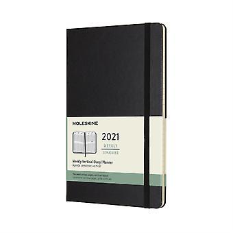 2021 12M Wkly Vertical Lrg Black HD