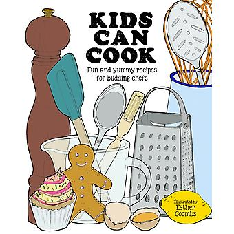 Kids Can Cook by Esther Coombs