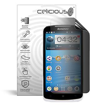 Celicious Privacy 2-weg Antispion Filter Screen Protector Film compatibel met Lenovo S920