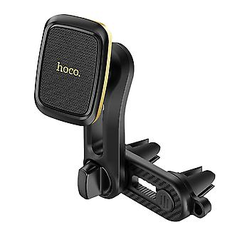 Car Holder Hoco Magnetic Double Mount and 360 °full motion - Black