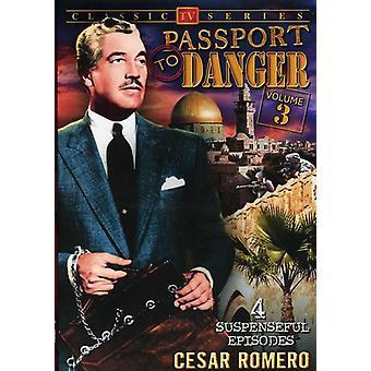 Pass för fara: Vol. 3 [DVD] USA import