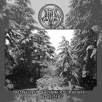 Vardan - Nostalgia - Archive of Failures - Part 6 [CD] USA import