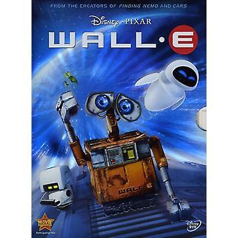 壁-E - 壁-E [Ws] 【 DVD 】 USA 輸入