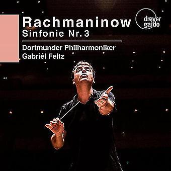 Rachmaninow - Symphony 3 [SACD] USA import