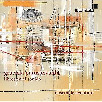 Paraskevaidis / Ensemble Aventure - Libres En El Sonido [CD] USA import